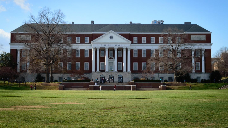 McKeldin Library, University of Maryland, College Park