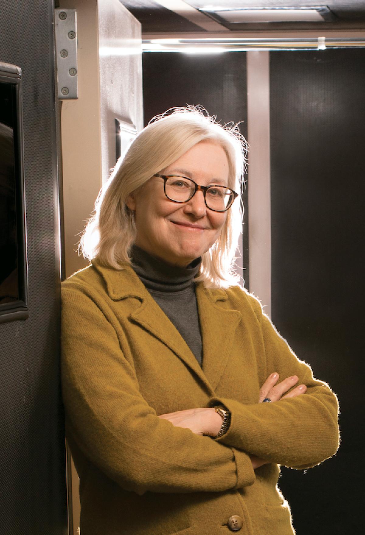 Amazon Scholar Julia Hirschberg