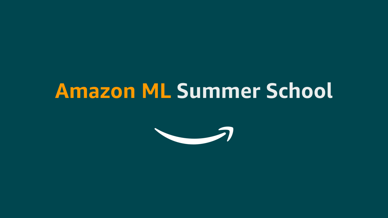 Logo for Amazon ML Summer School