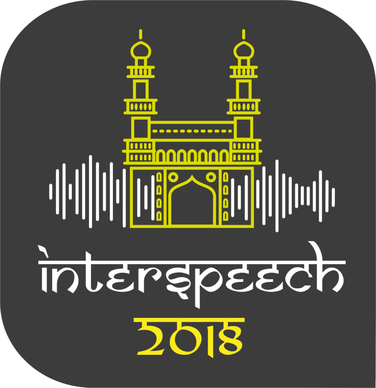 Interspeech 2018 logo