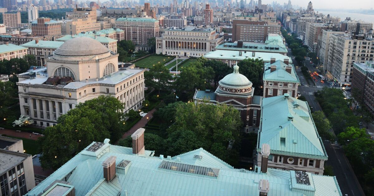 Columbia Engineering And Amazon Announce Creation Of New York Research Center