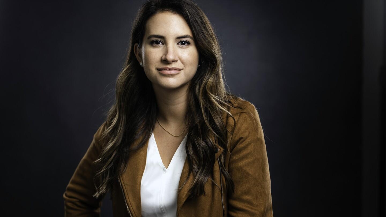 A portrait photo of Allie Miller