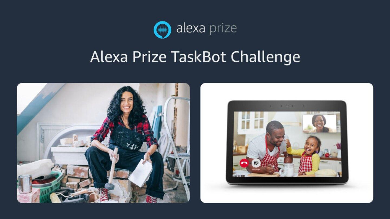 Alexa Prize TaskBot Challenge update